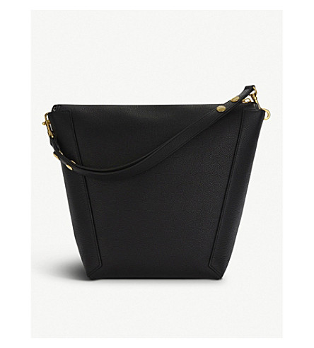 ... MULBERRY Camden grained leather hobo bag (Black. PreviousNext 0cfb9b47c2931