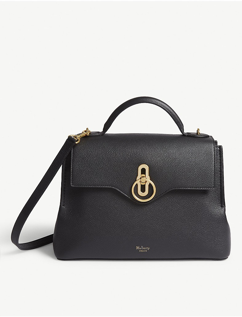 MULBERRY - Seaton leather top handle bag  f93cd09e5552a