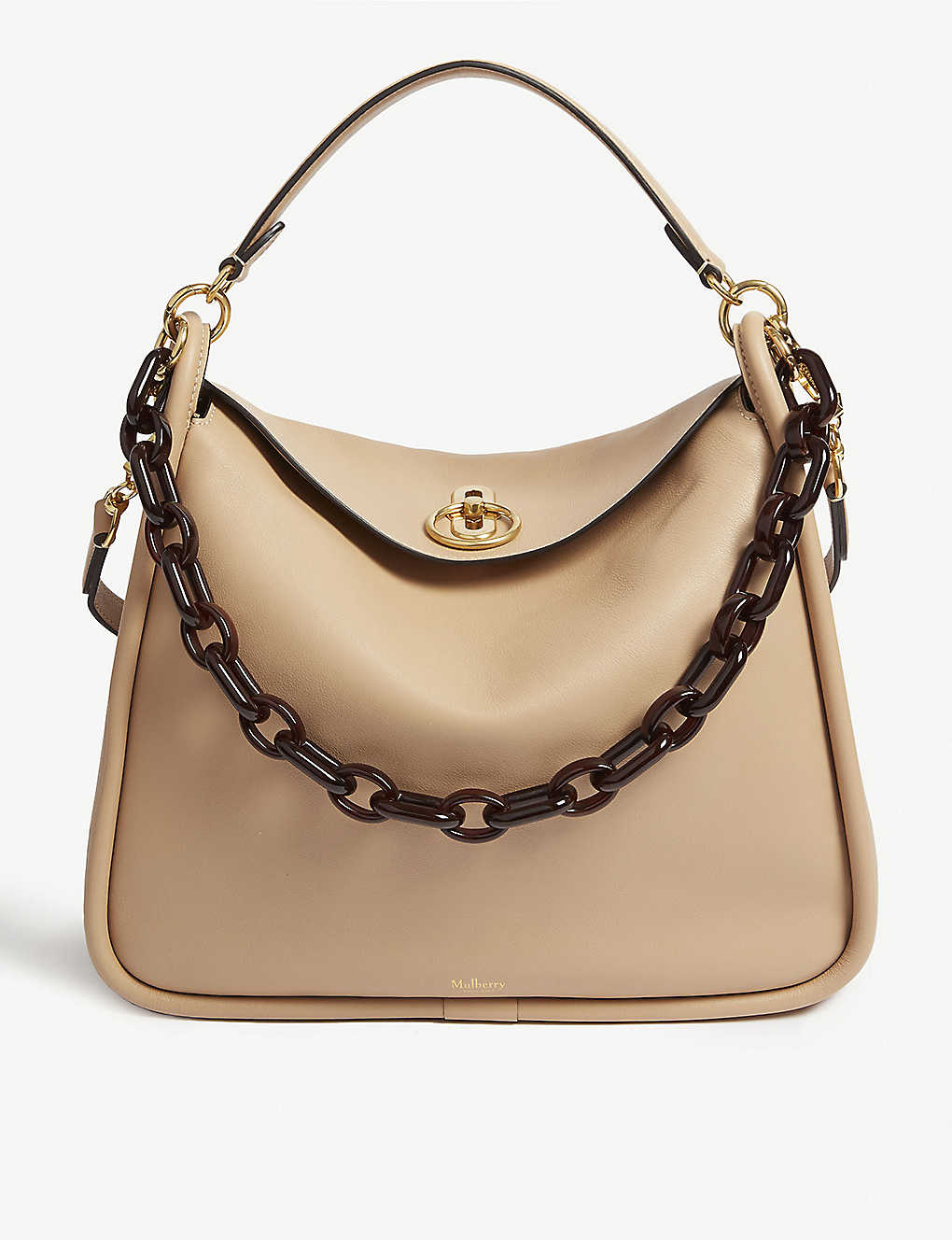 68c2bc2340 MULBERRY - Leighton leather shoulder bag