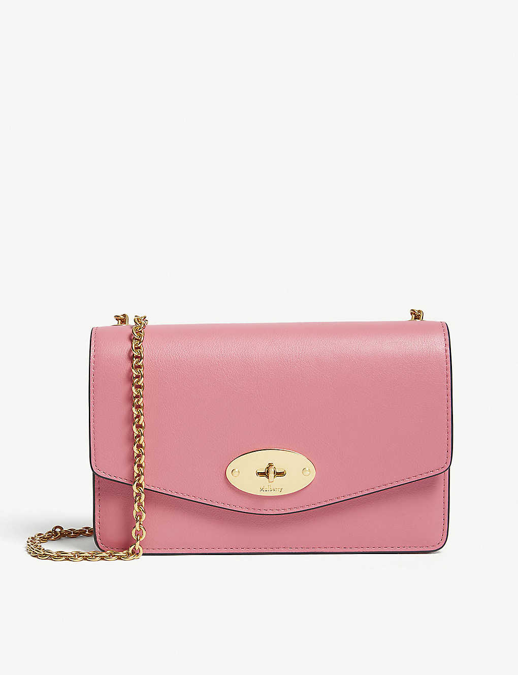 288a867e9767 MULBERRY - Darley small leather cross-body bag