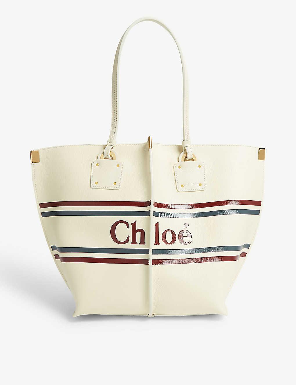 b452daf07ae3 CHLOE - Vick medium leather tote