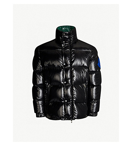 52e465ac8a43 MONCLER - 2 Moncler 1952 padded shell-down jacket