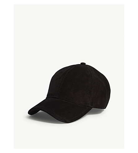 ... RAG   BONE Marilyn suede strapback baseball cap (Blacksuede.  PreviousNext 22991d9535e