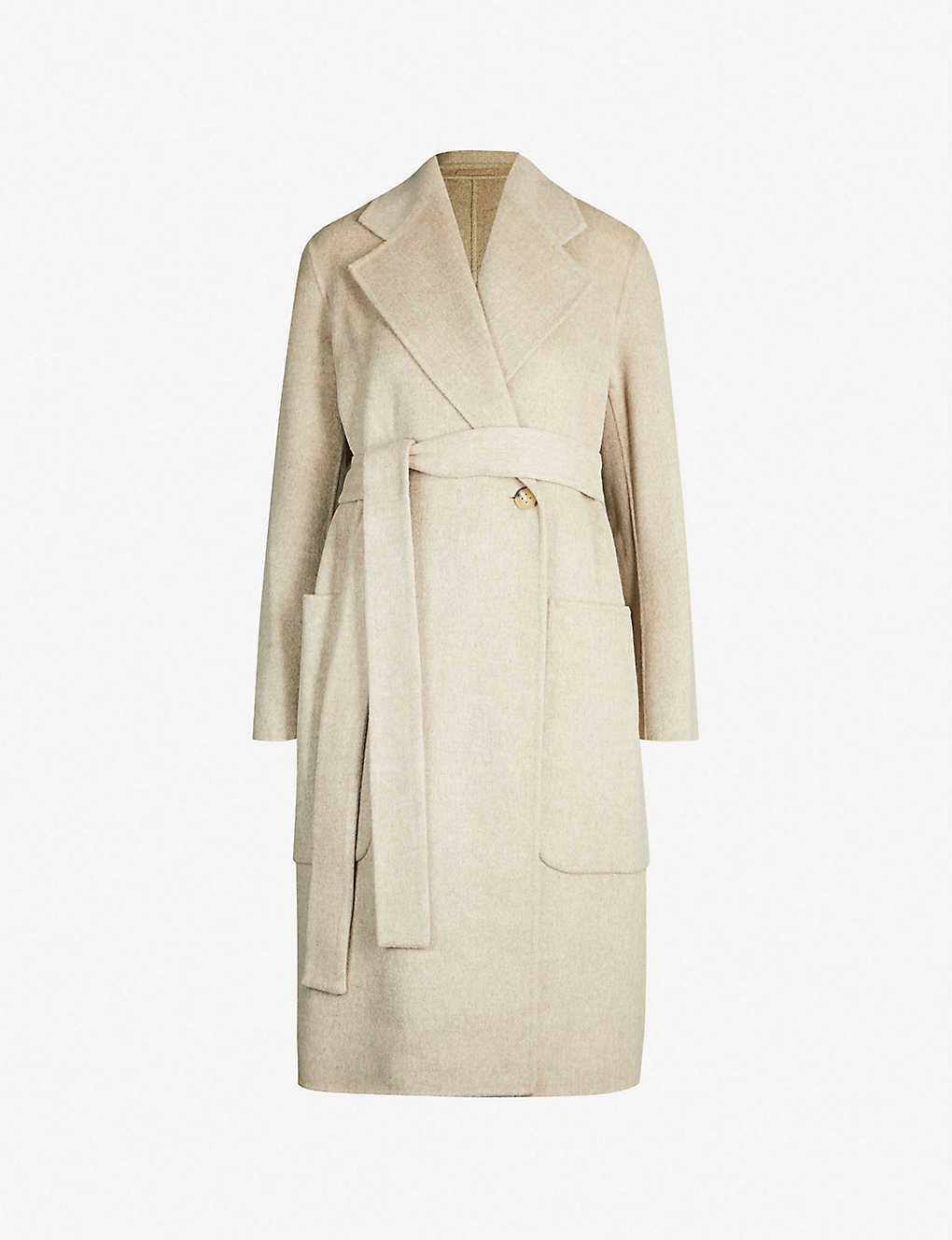 ba9e15d15908 ACNE STUDIOS - Carice wool and cashmere-blend coat