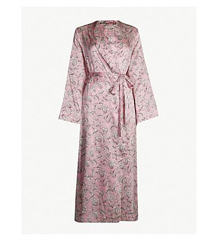 ... stretch-silk robe (Marianne+rose. PreviousNext f28d13a51