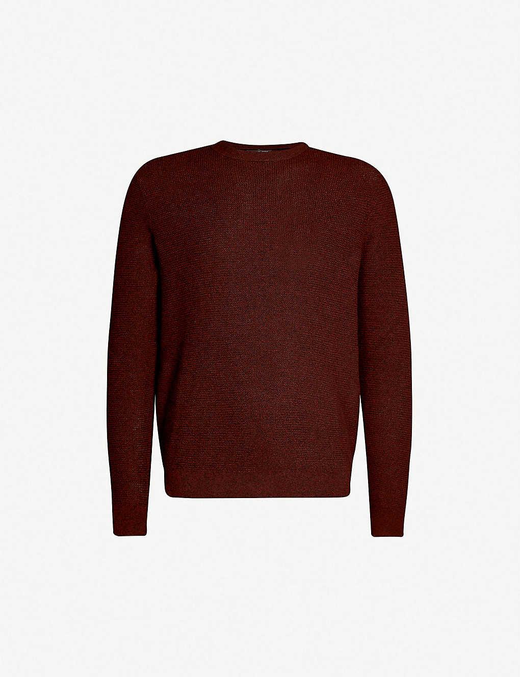 ebf1b5284b MICHAEL KORS - Crewneck cotton-blend jumper