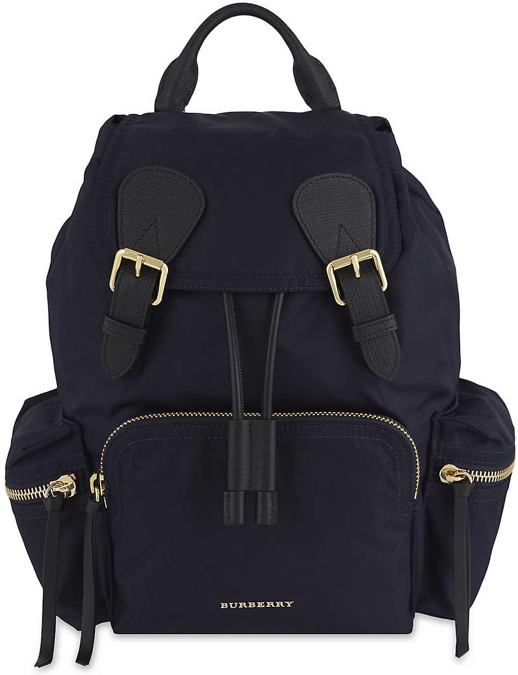 6bcf7df3f466 BURBERRY - Medium nylon backpack