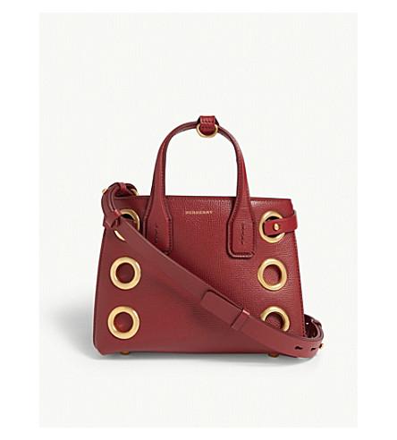 ... BURBERRY Baby banner crossbody bag (Crimson. PreviousNext 73a255d472e54