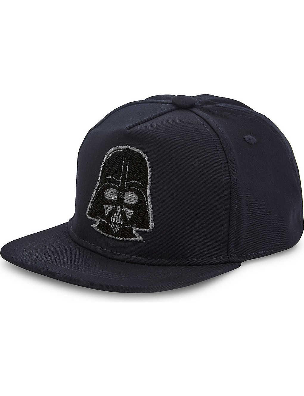 FABRIC FLAVOURS - Darth Vader cotton snapback cap  0617a8e08546