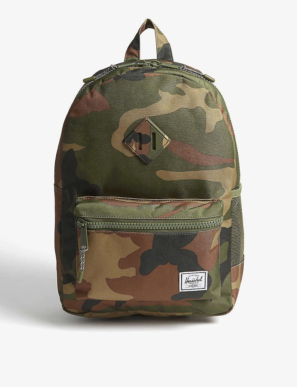 HERSCHEL SUPPLY CO - Heritage camouflage backpack 9l  14dbb460c2c00