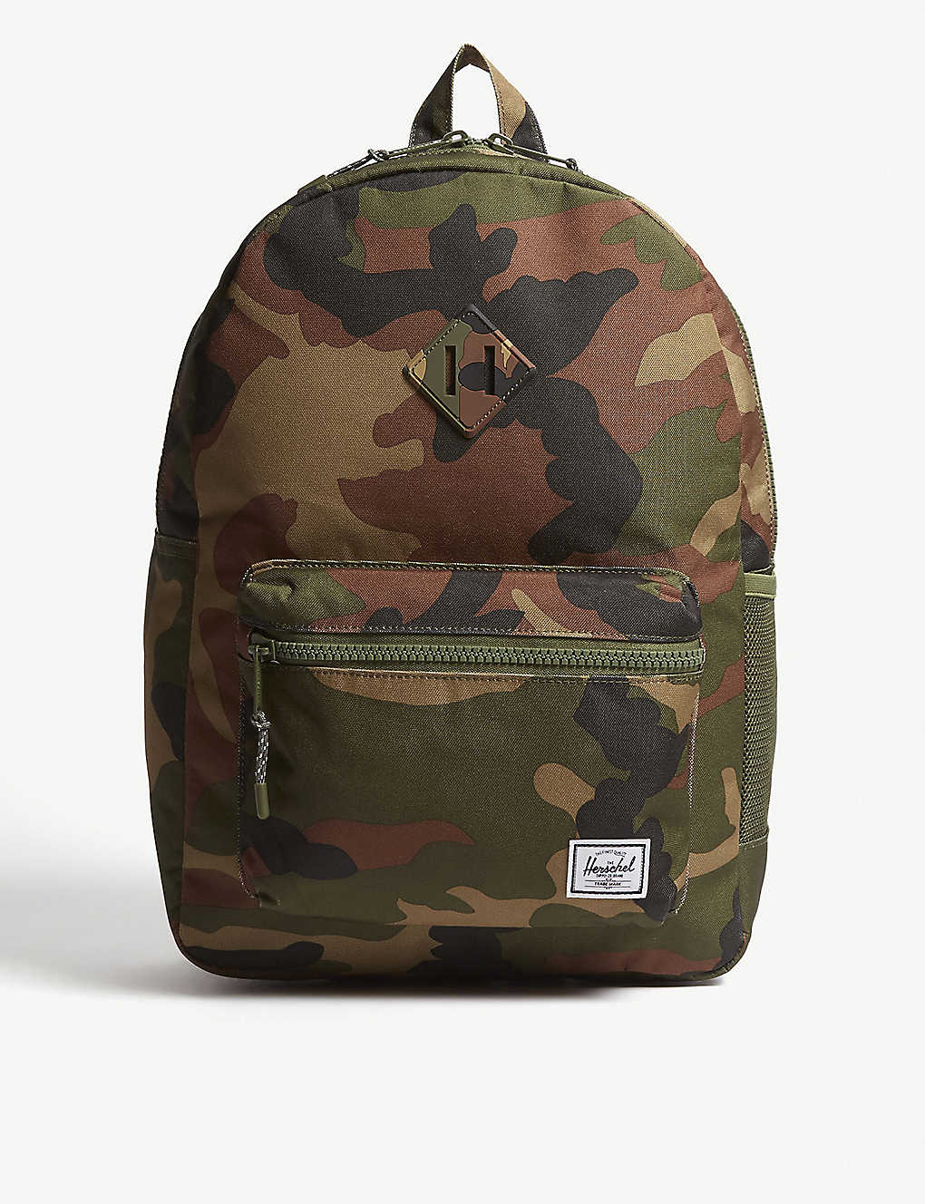 bcb52648038c HERSCHEL SUPPLY CO - Heritage Youth XL camouflage-print shell ...