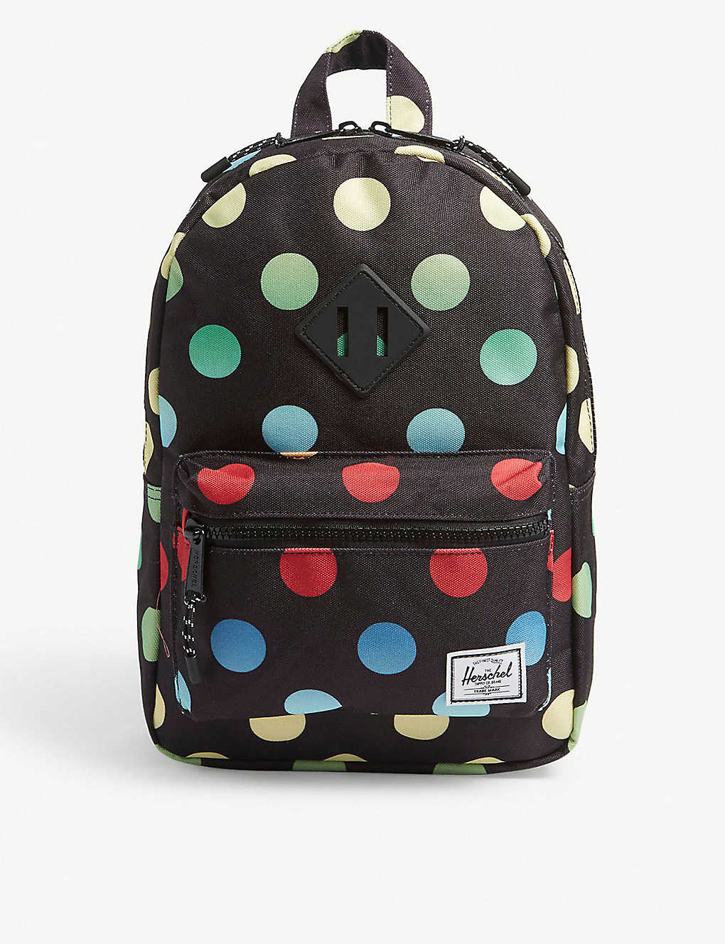 a5b272b27f HERSCHEL SUPPLY CO - Heritage multi-coloured dots backpack ...