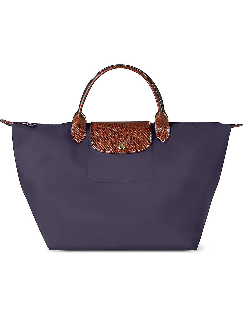 d0a2da837df LONGCHAMP - Le Pliage medium shoulder bag   Selfridges.com