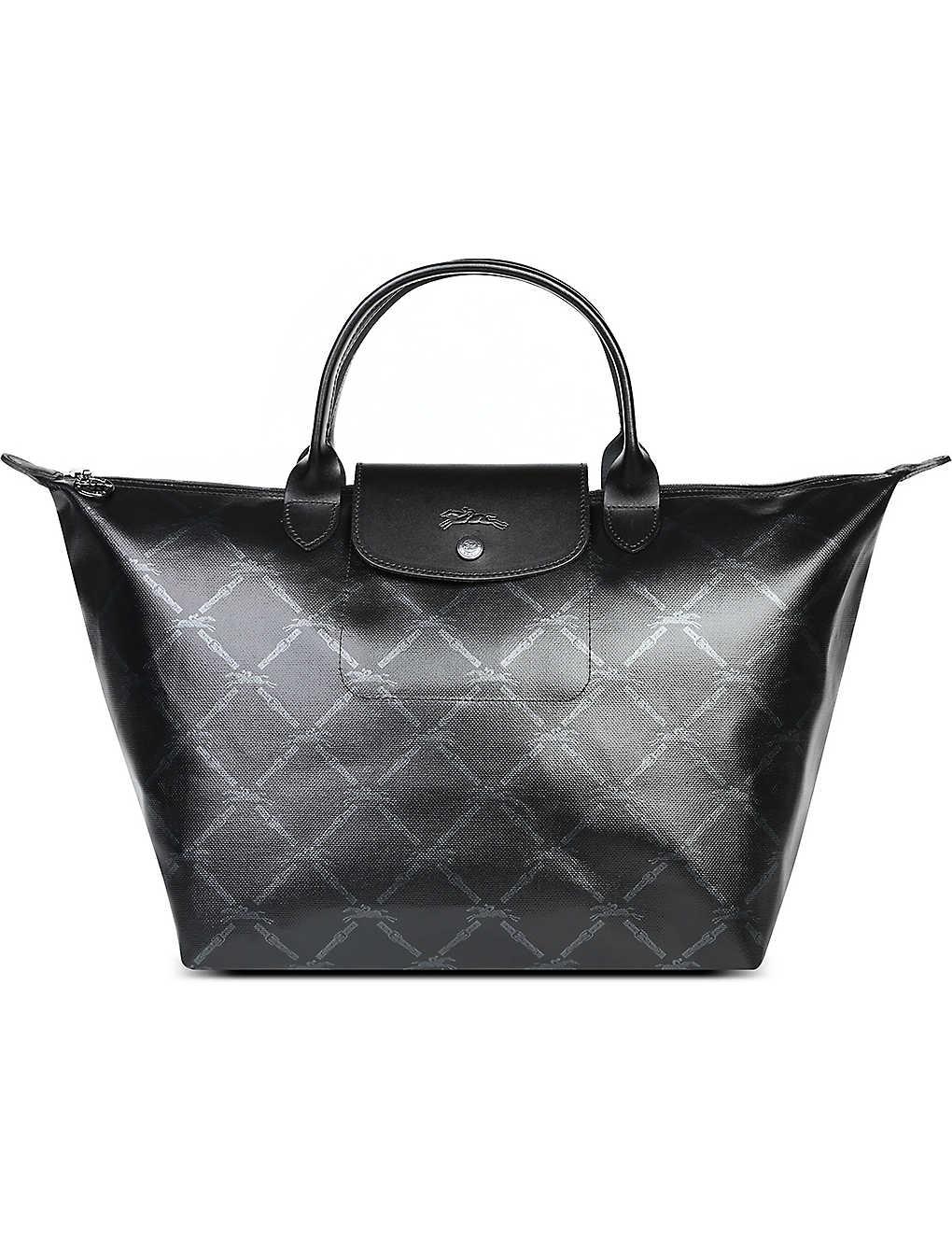 LONGCHAMP - LM Metal medium handbag  12967752b94d4