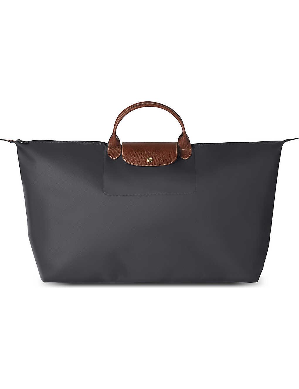 LONGCHAMP - Le Pliage large travel bag  443c07902fca8