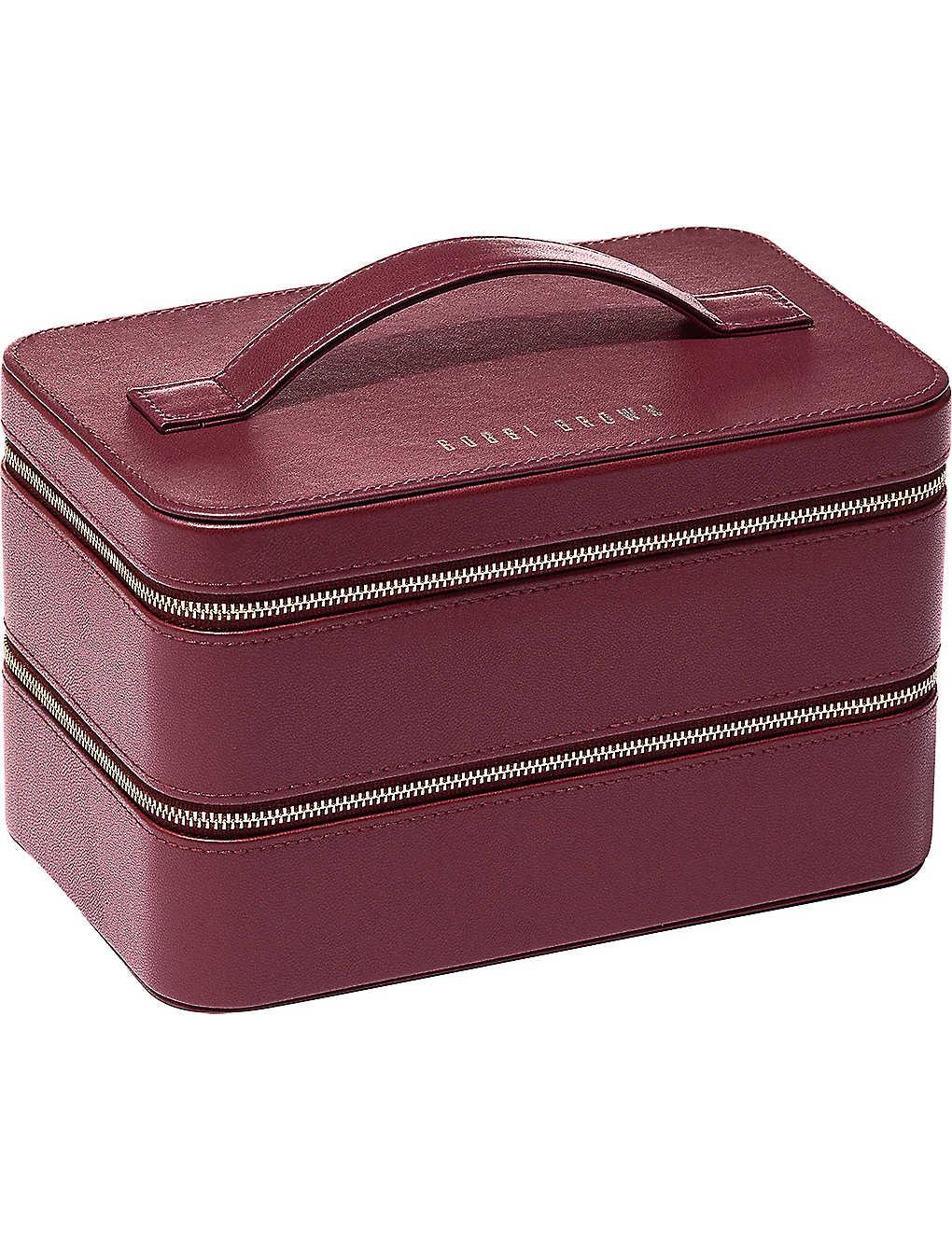 BOBBI BROWN - Faux-leather beauty case  d190baa9680b9