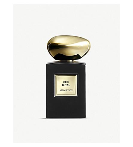 GIORGIO ARMANI - Privé Oud Royal eau de parfum 100ml  1901cb985783f