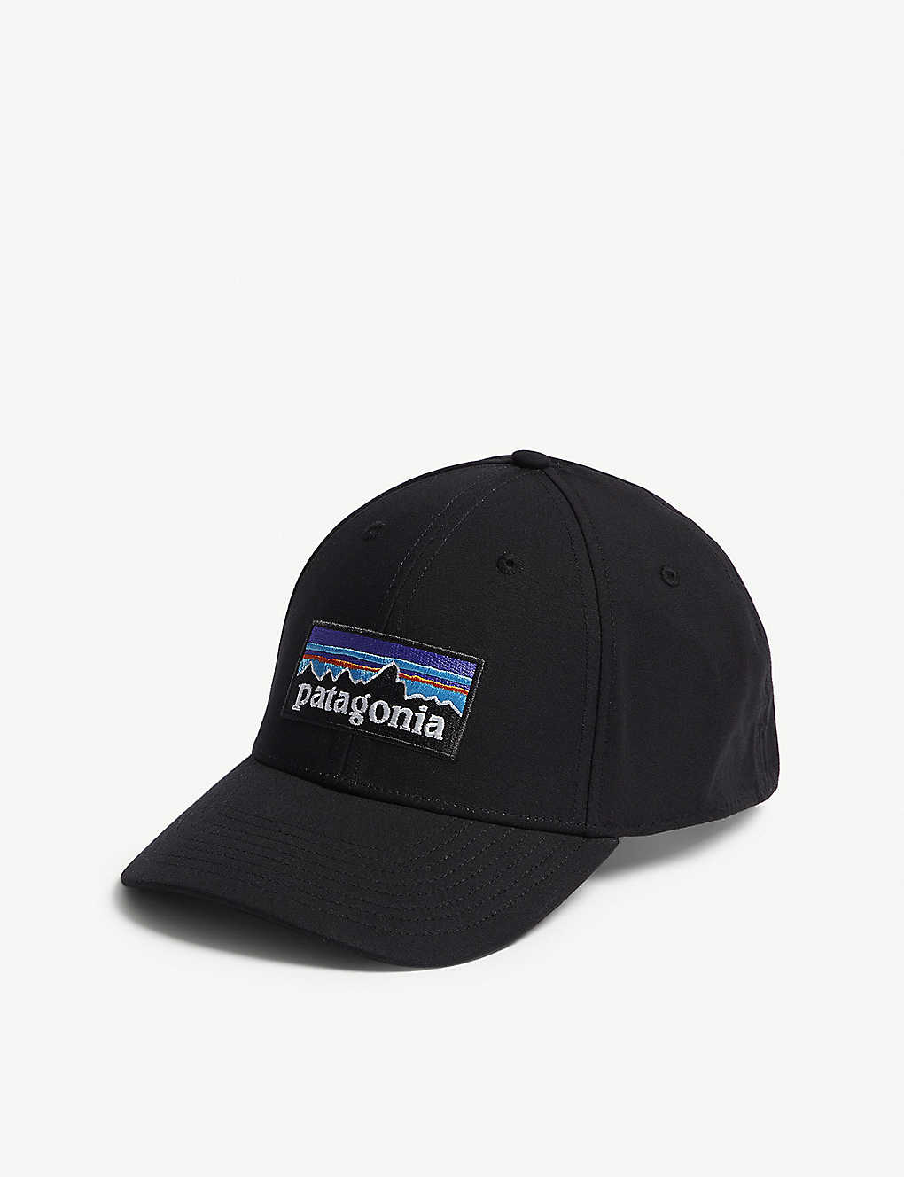 7ca2c22e7e5 PATAGONIA - Logo stretch-fit baseball cap