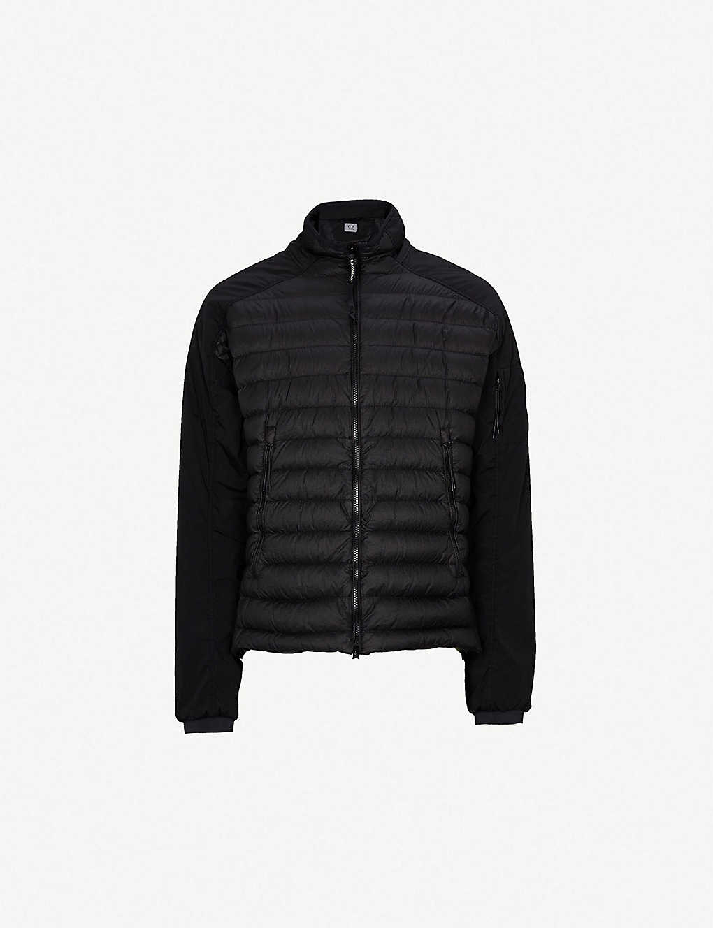 f03cc2eb09c CP COMPANY - Quilted down jacket