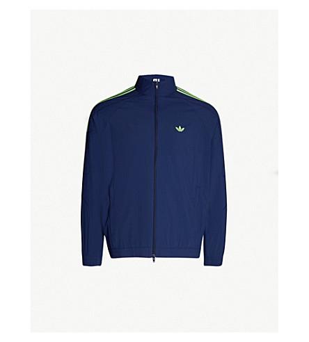 free shipping a84c6 73826 ADIDAS - Flamestrike zipped shell jacket  Selfridges.com