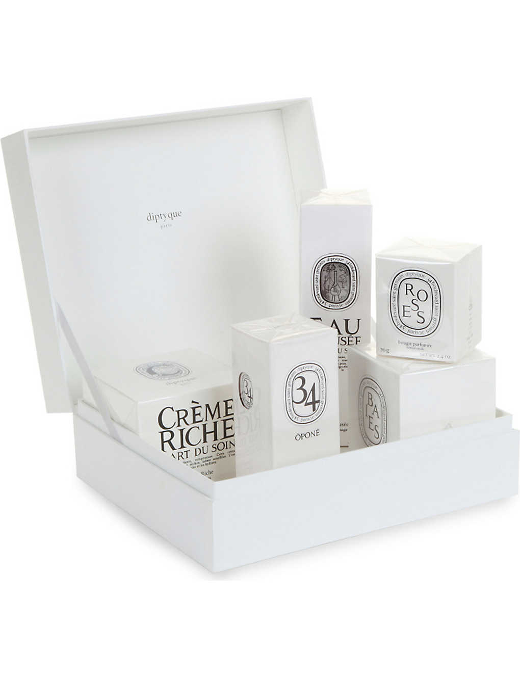 DIPTYQUE - Rose and floral bouquet gift box  3e38b2eaf3624