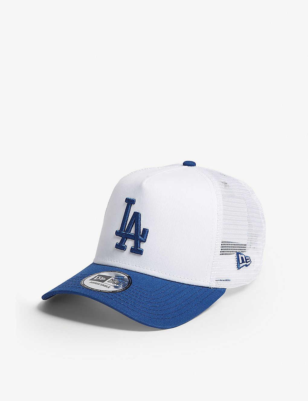 bebb60d4666 NEW ERA - LA Dodgers trucker snapback cap