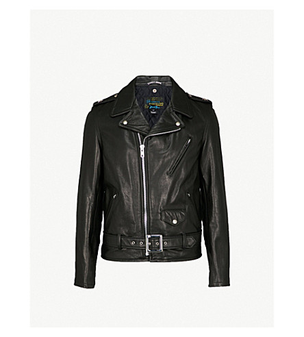 SCHOTT - Perfecto 519 leather jacket  bf30a1aaa26
