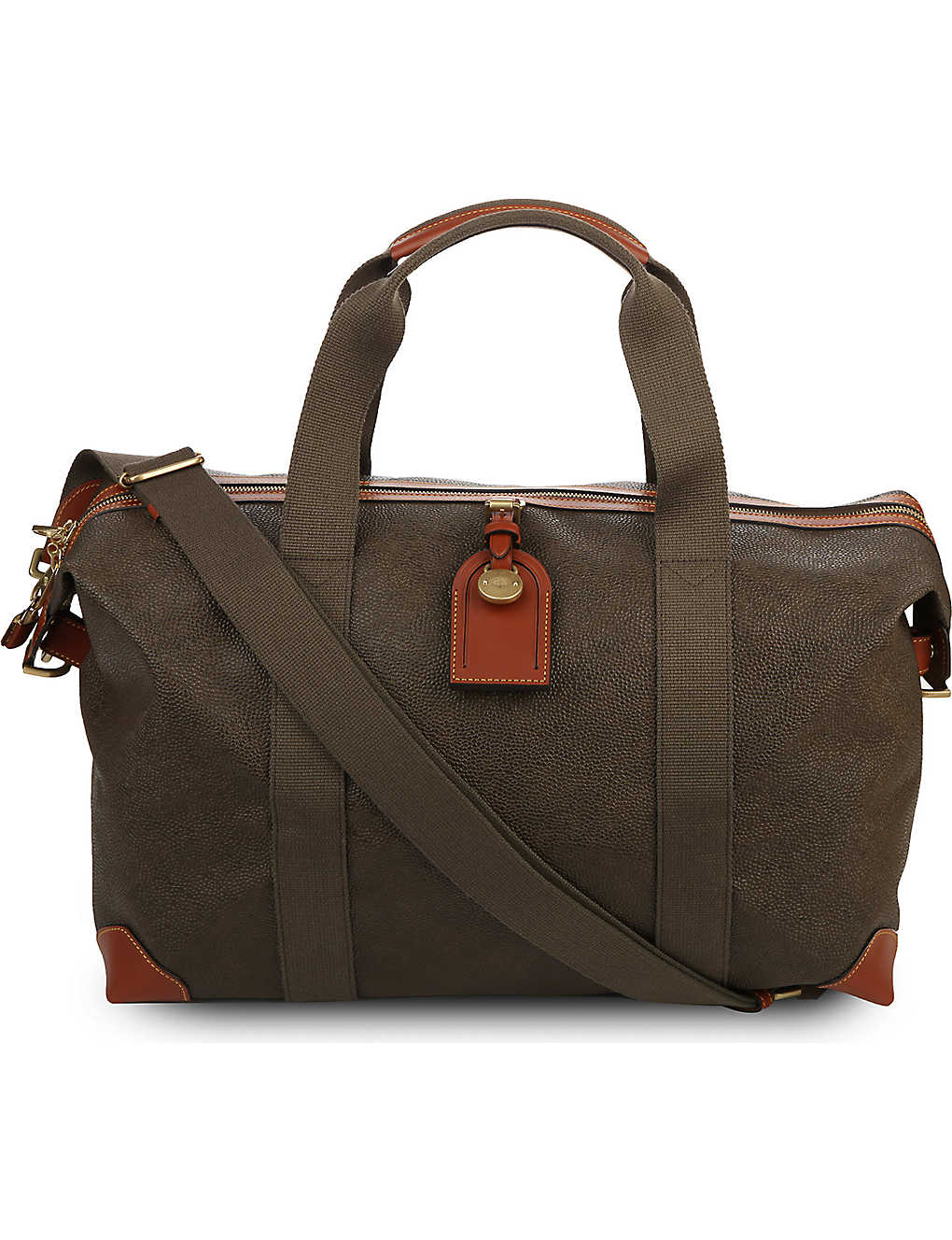 7ca04ad9085e MULBERRY - Small Clipper holdall