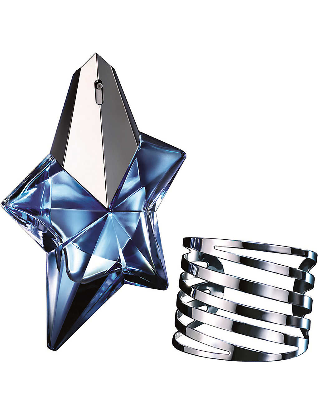 Thierry Mugler Angel Jewel Collection Refillable Eau De Parfum