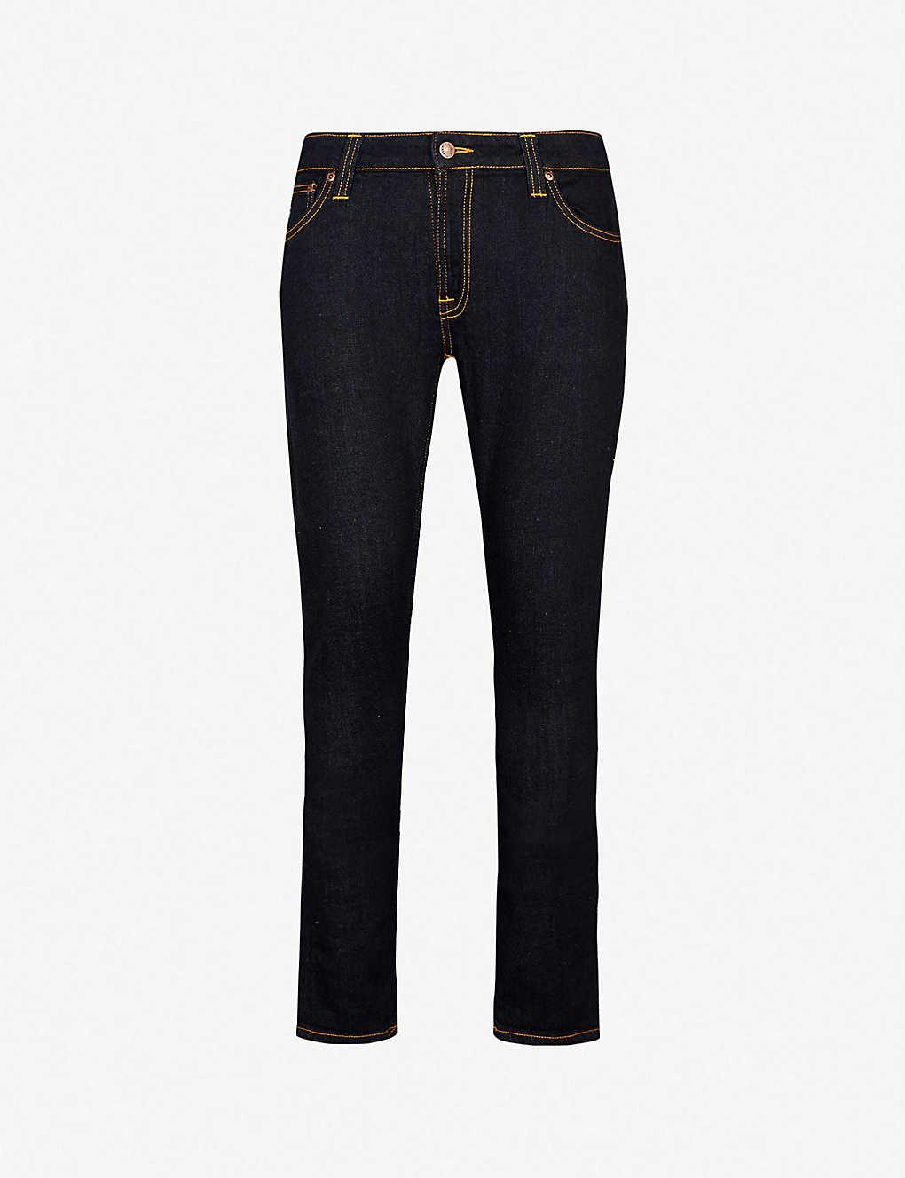 11794b18026f NUDIE JEANS - Skinny Lin slim-fit skinny jeans