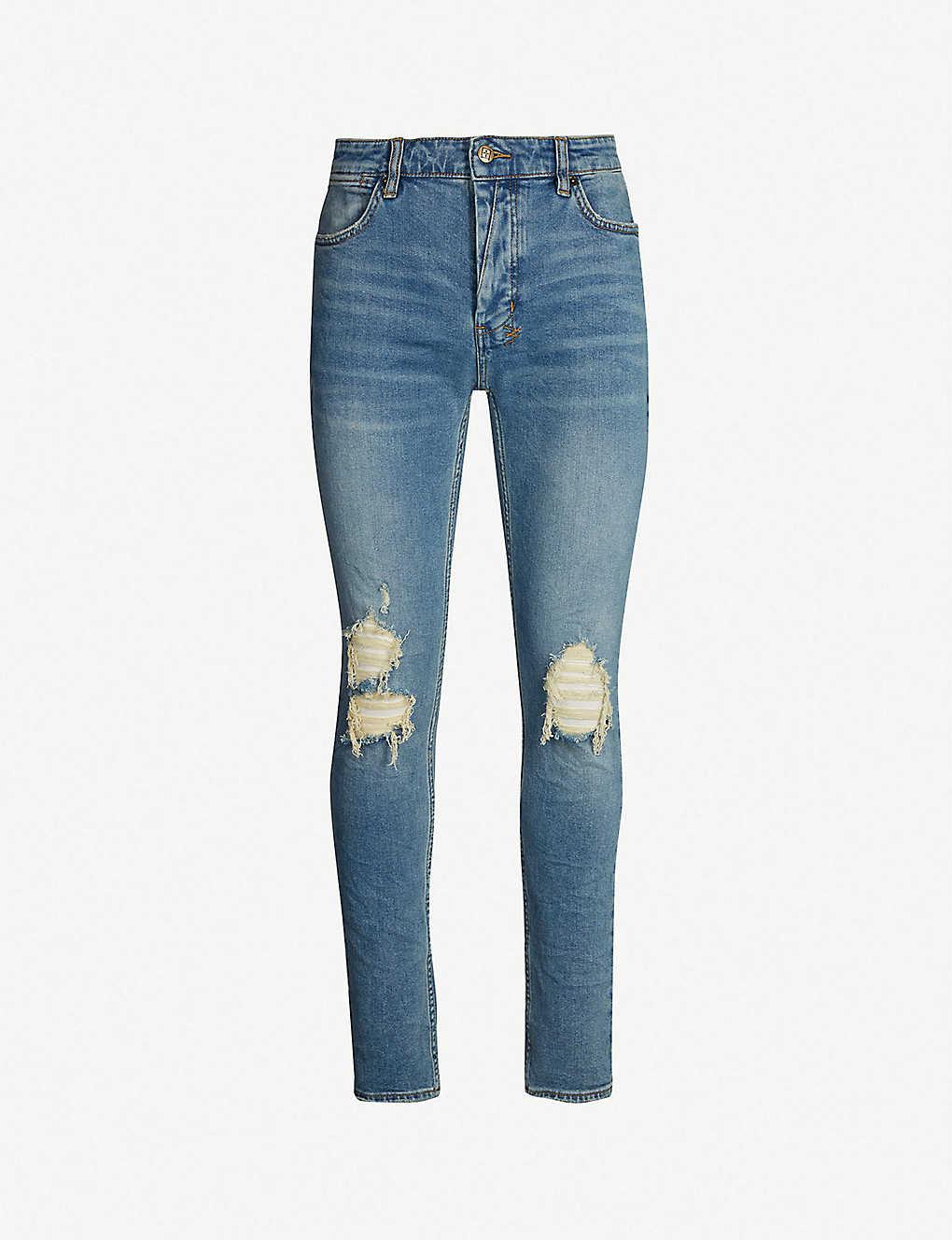 d8e7d4dab6 KSUBI - Van Winkle slim-fit super skinny jeans
