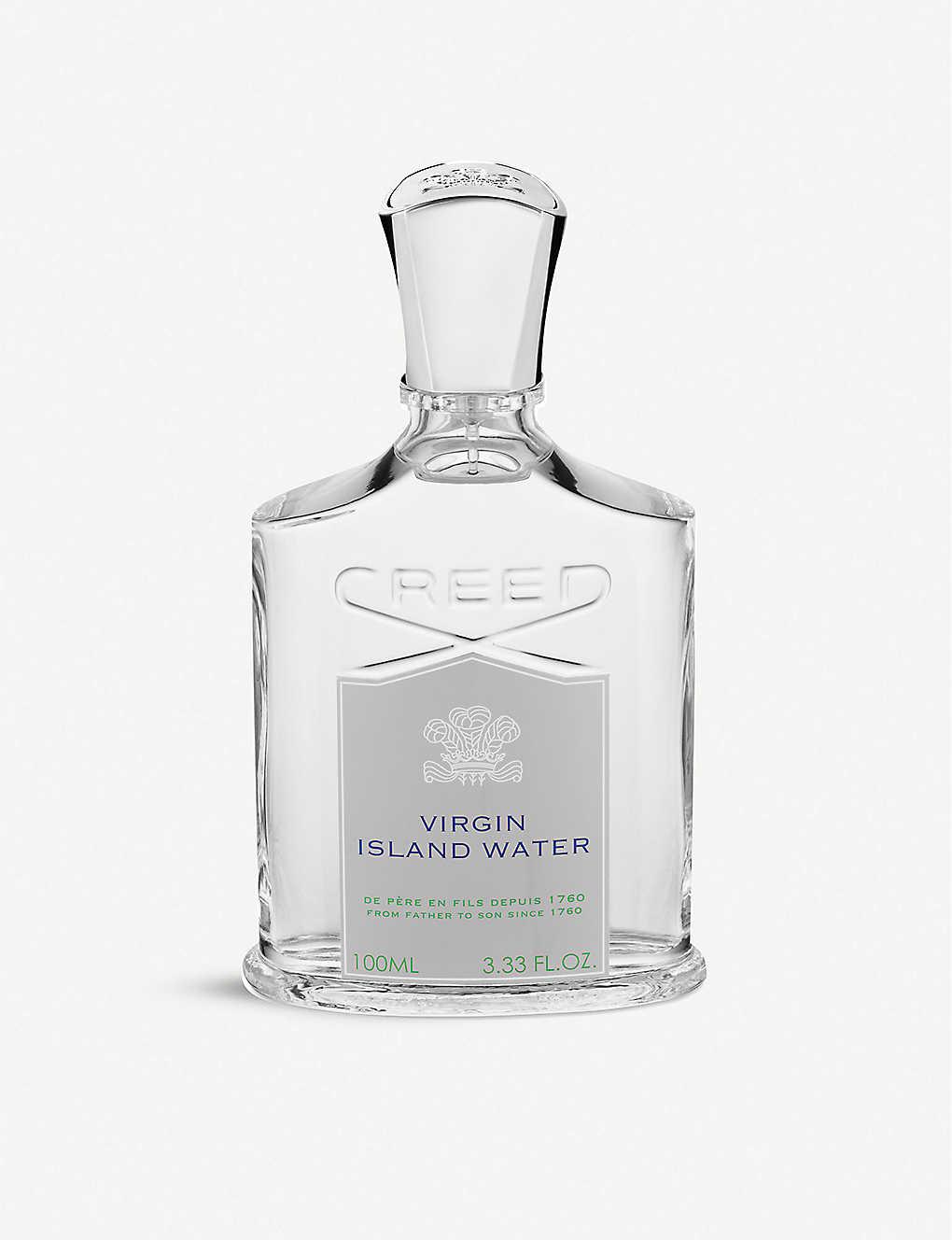Creed Virgin Island Water Eau De Parfum 100ml Selfridgescom