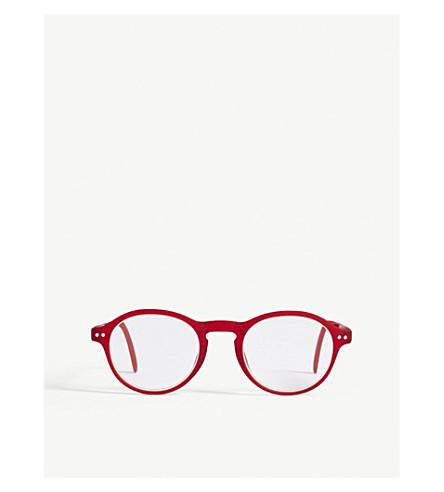 ec5404c736 ... IZIPIZI Letmesee  F round-frame foldable reading glasses +1.0.  PreviousNext