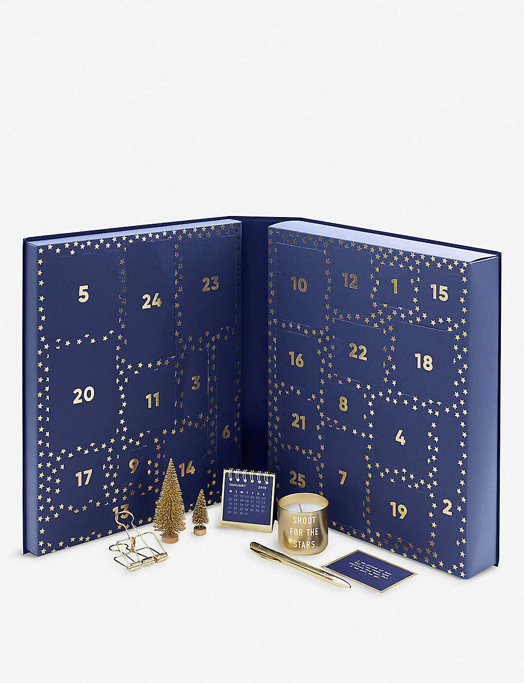 KIKKI.K Stationery Lover's advent calendar