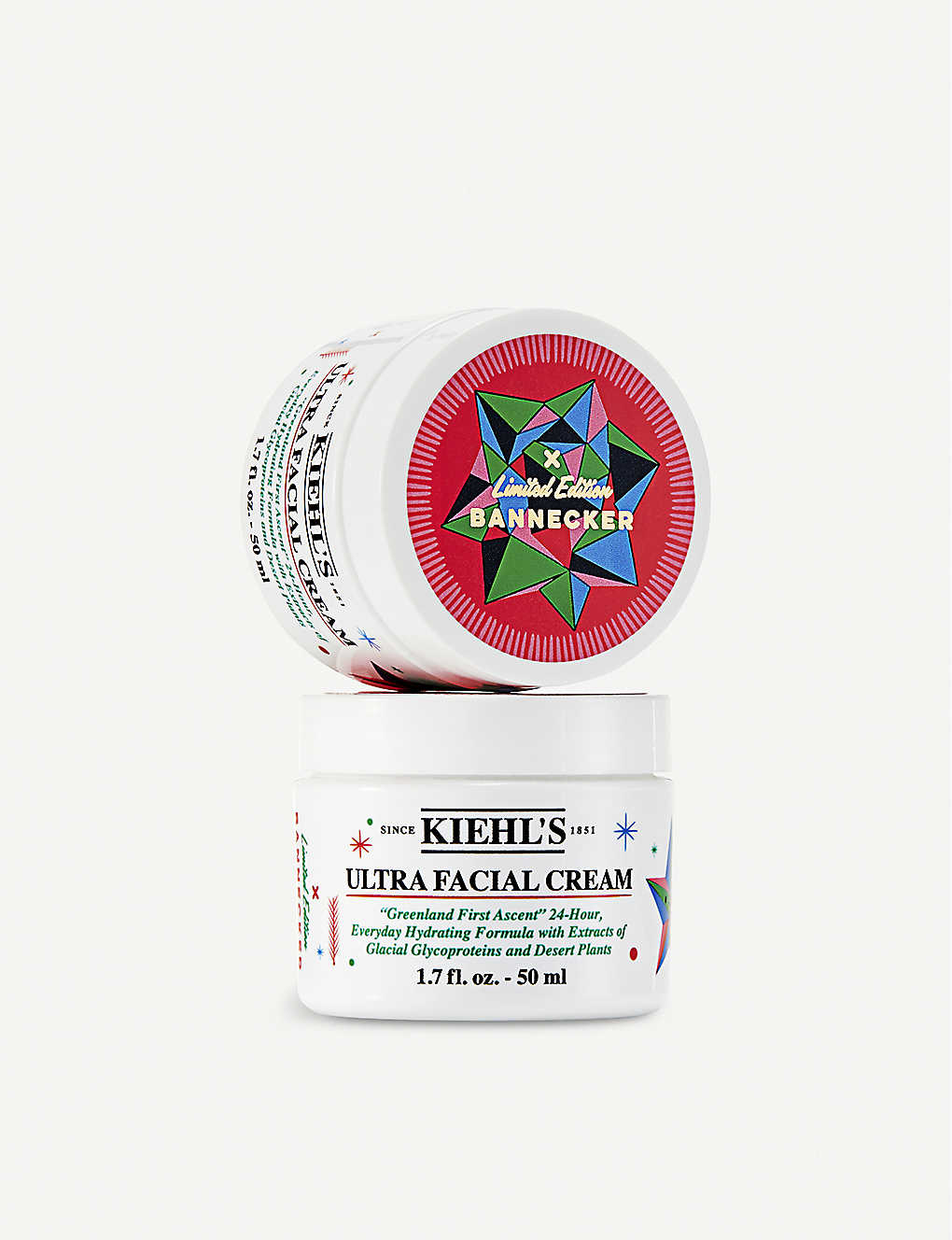 Kiehls X Andrew Bannecker Ultra Facial Cream 50ml Skin Brightening Exfoliator 25ml No Recent Searches