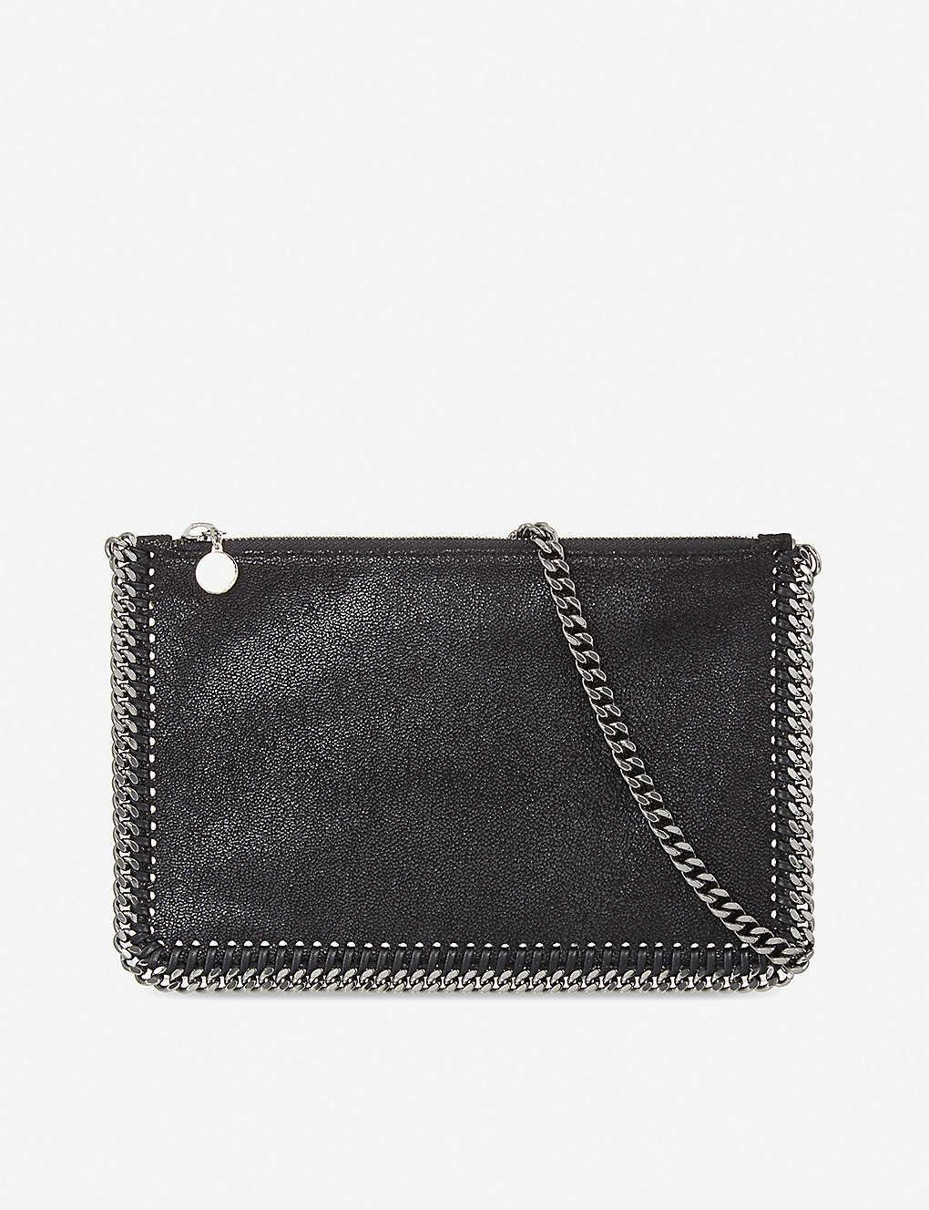 d12b39be9de1 STELLA MCCARTNEY - Falabella faux-leather clutch