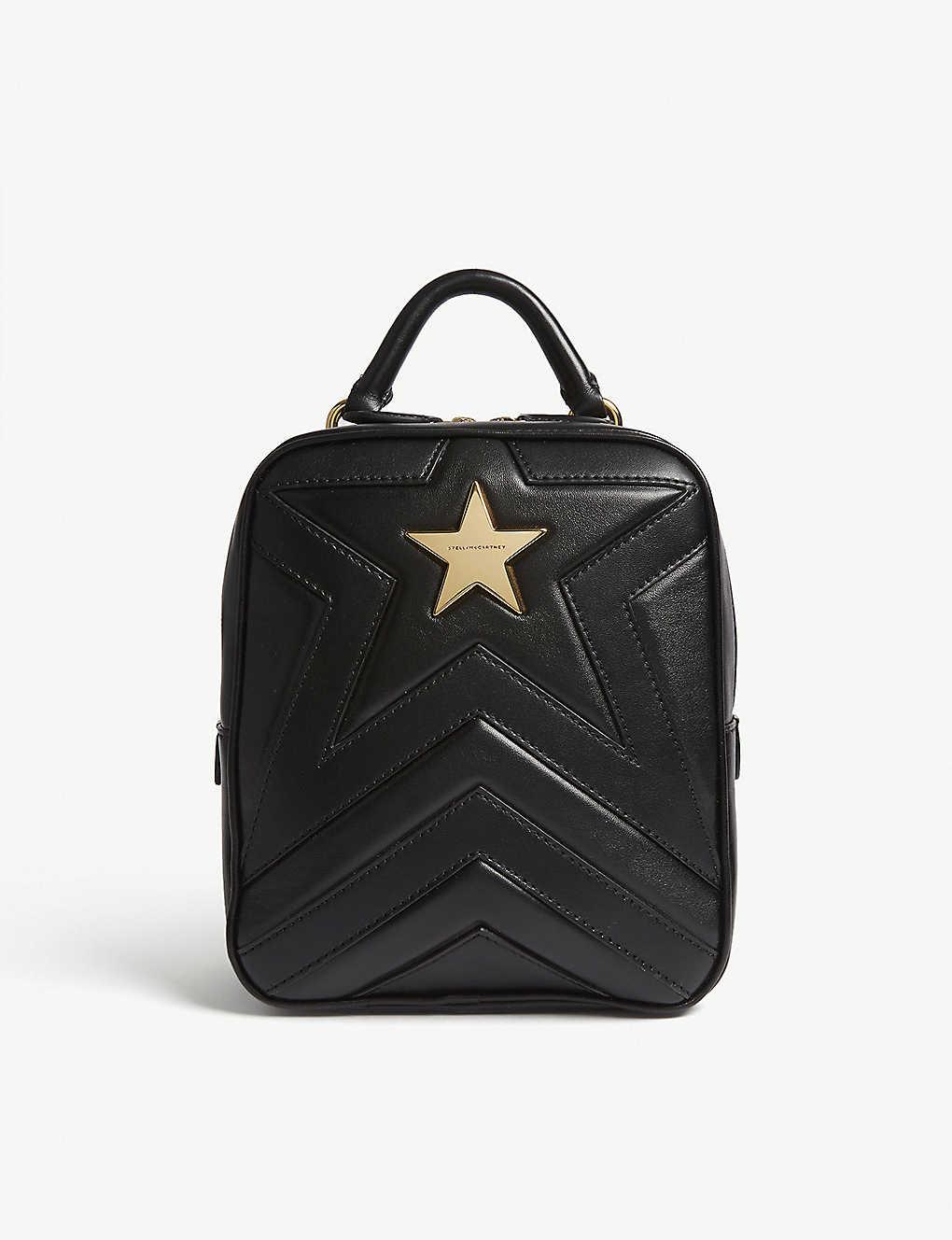 STELLA MCCARTNEY - Small star backpack  9a4b9c187fd9c