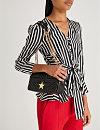 ... STELLA MCCARTNEY Quilted star shoulder bag (Black ... fc0d5175c2ef6