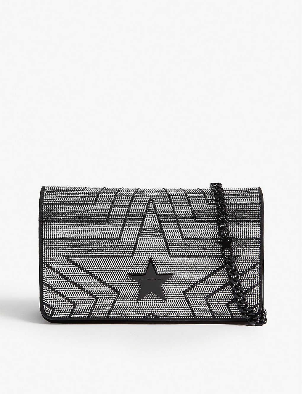 STELLA MCCARTNEY - Stella star shoulder bag  fa781df2bddc8