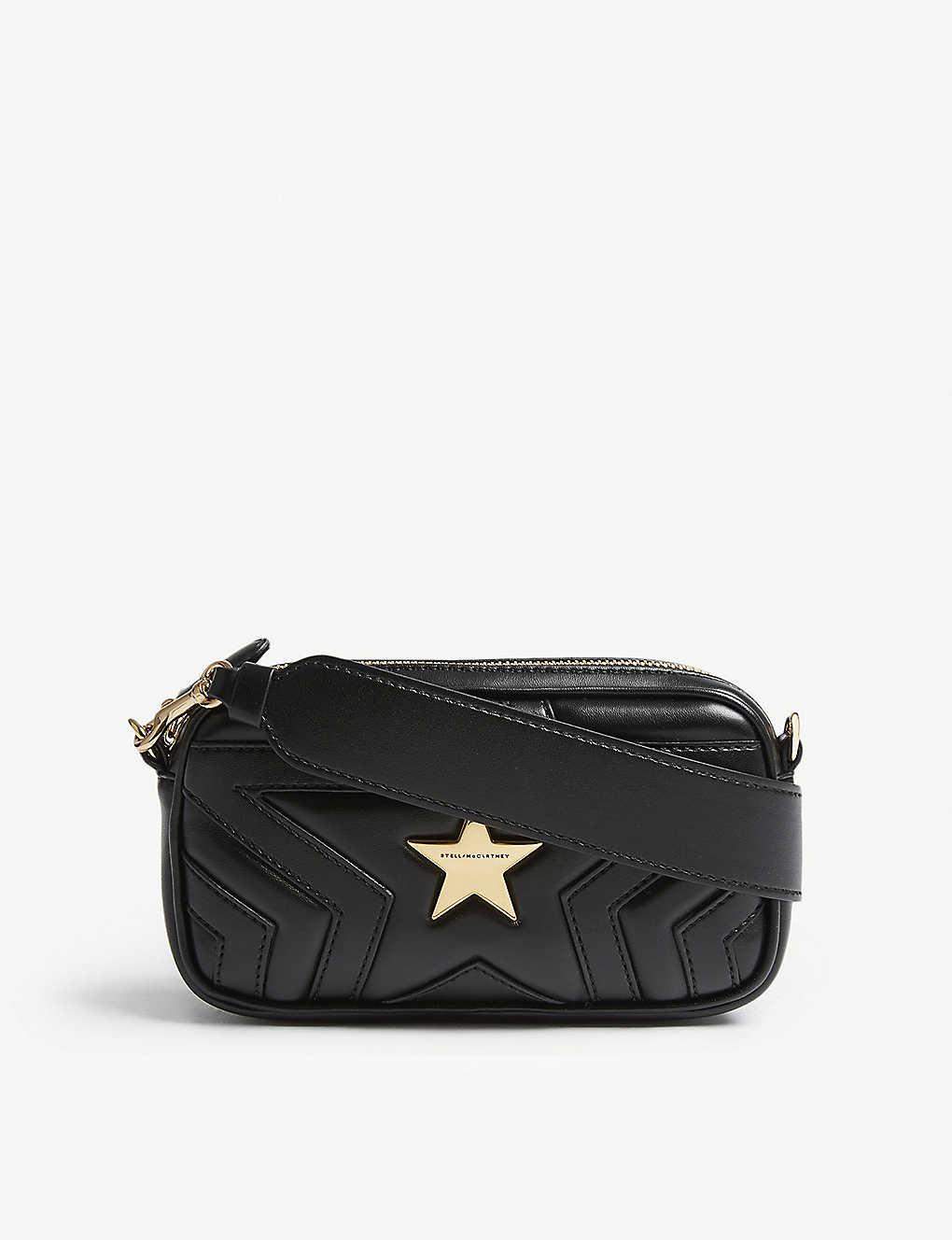 STELLA MCCARTNEY - Stella Star faux-leather belt bag  a5bb436aeca6f