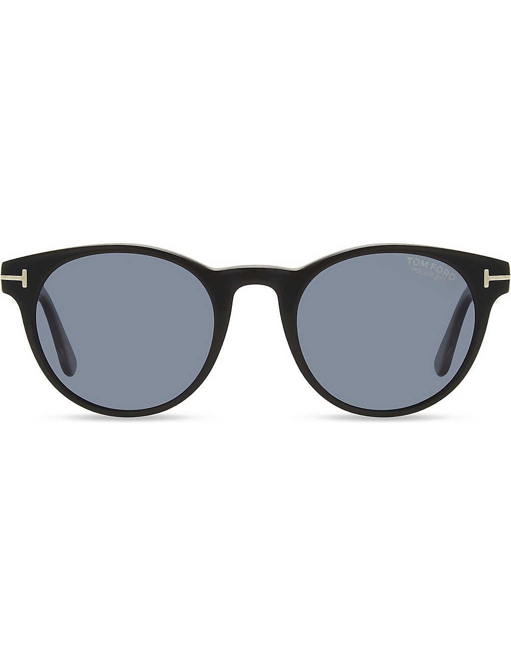 TOM FORD - Palmer TF522 round sunglasses  d5e31be021