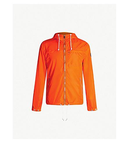 Ralph Lauren Polo Trim Shell Contrast Jacket Hooded K1Jul3FTc