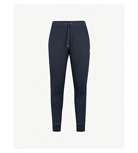 83d07366fa5e58 ... POLO RALPH LAUREN Skinny jersey jogging bottoms (Aviator+navy.  PreviousNext