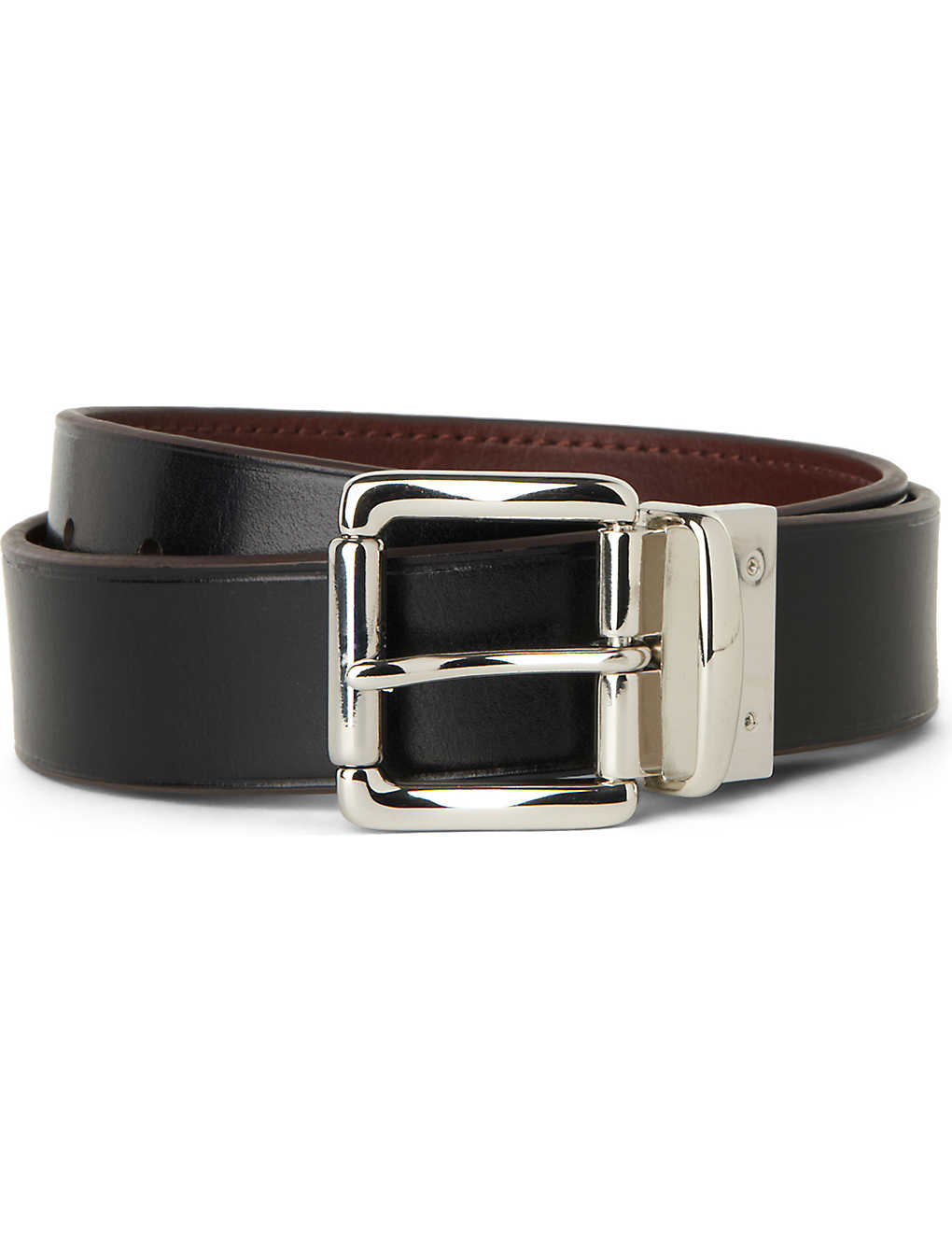 9cfc5dc35410 POLO RALPH LAUREN - Reversible leather belt