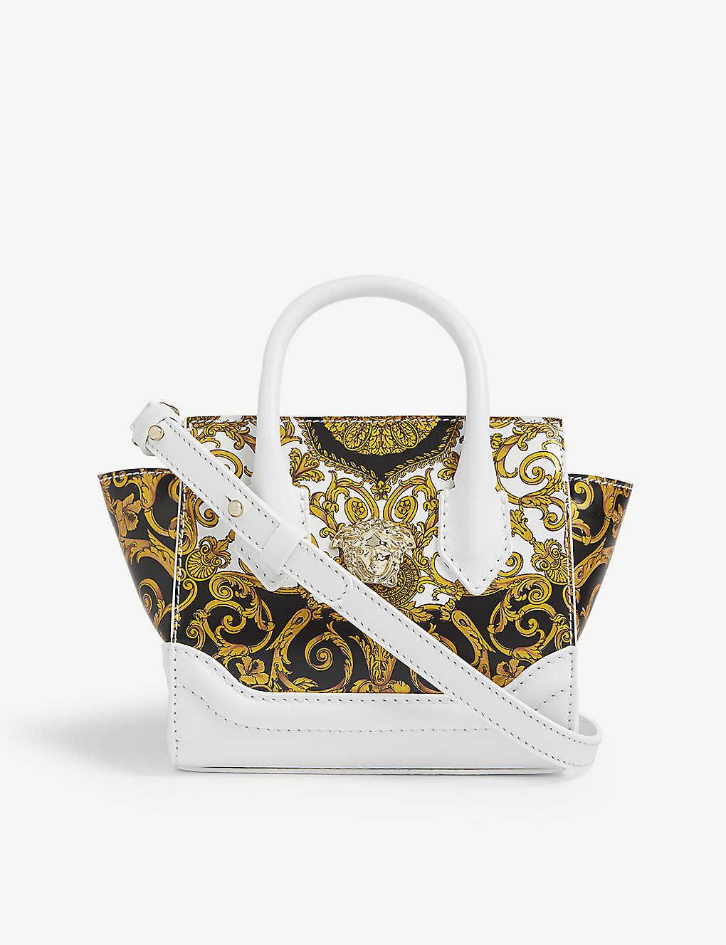 83c99037d44c YOUNG VERSACE - Medusa mini leather cross-body bag