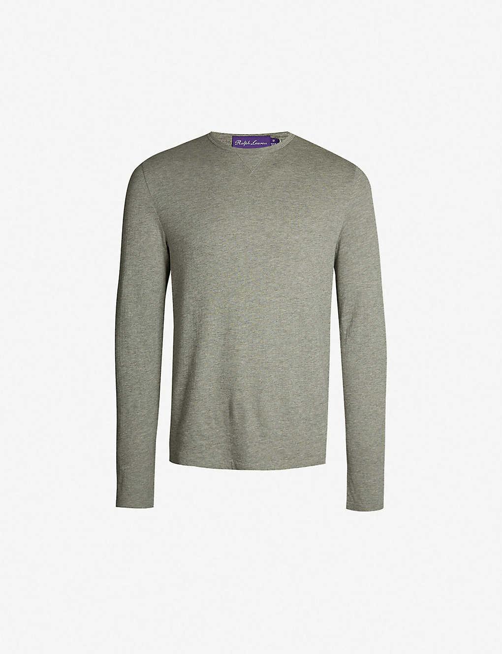 Ralph Lauren Jersey Polo Sweatshirt Crewneck wPX0k8On