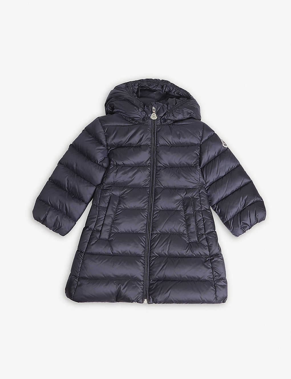1915533a8866 MONCLER - New Iraida down-filled padded shell jacket 3-7 years ...
