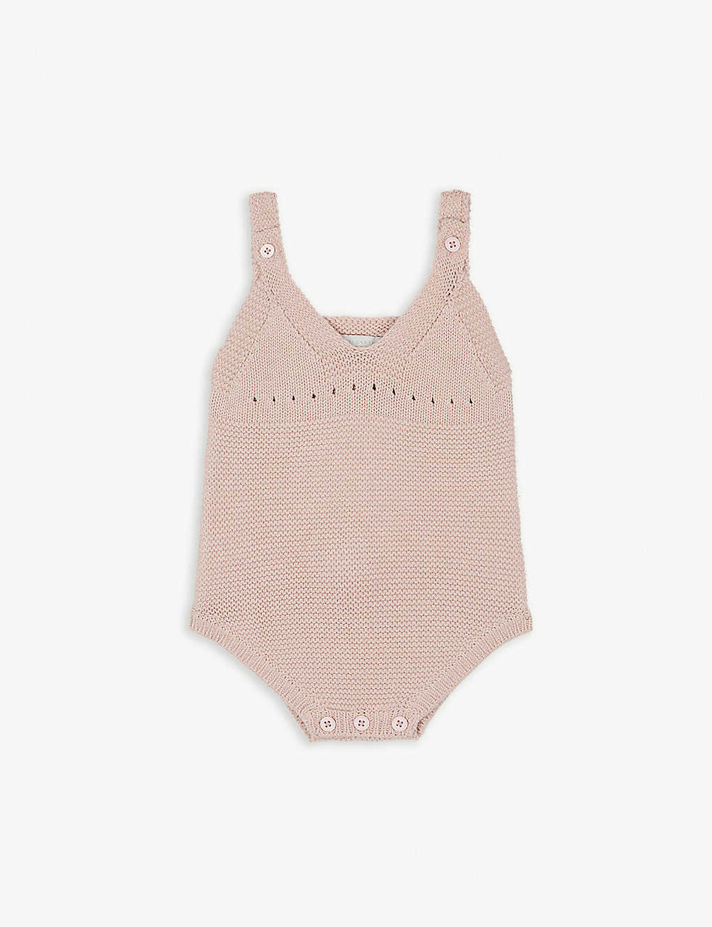 c07335e59 STELLA MCCARTNEY - Bunny organic cotton all-in-one 3-12 months ...