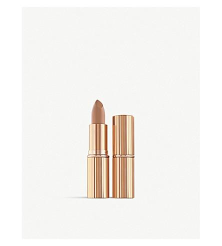 CHARLOTTE TILBURY K.I.S.S.I.N.G lipstick (Nude kate