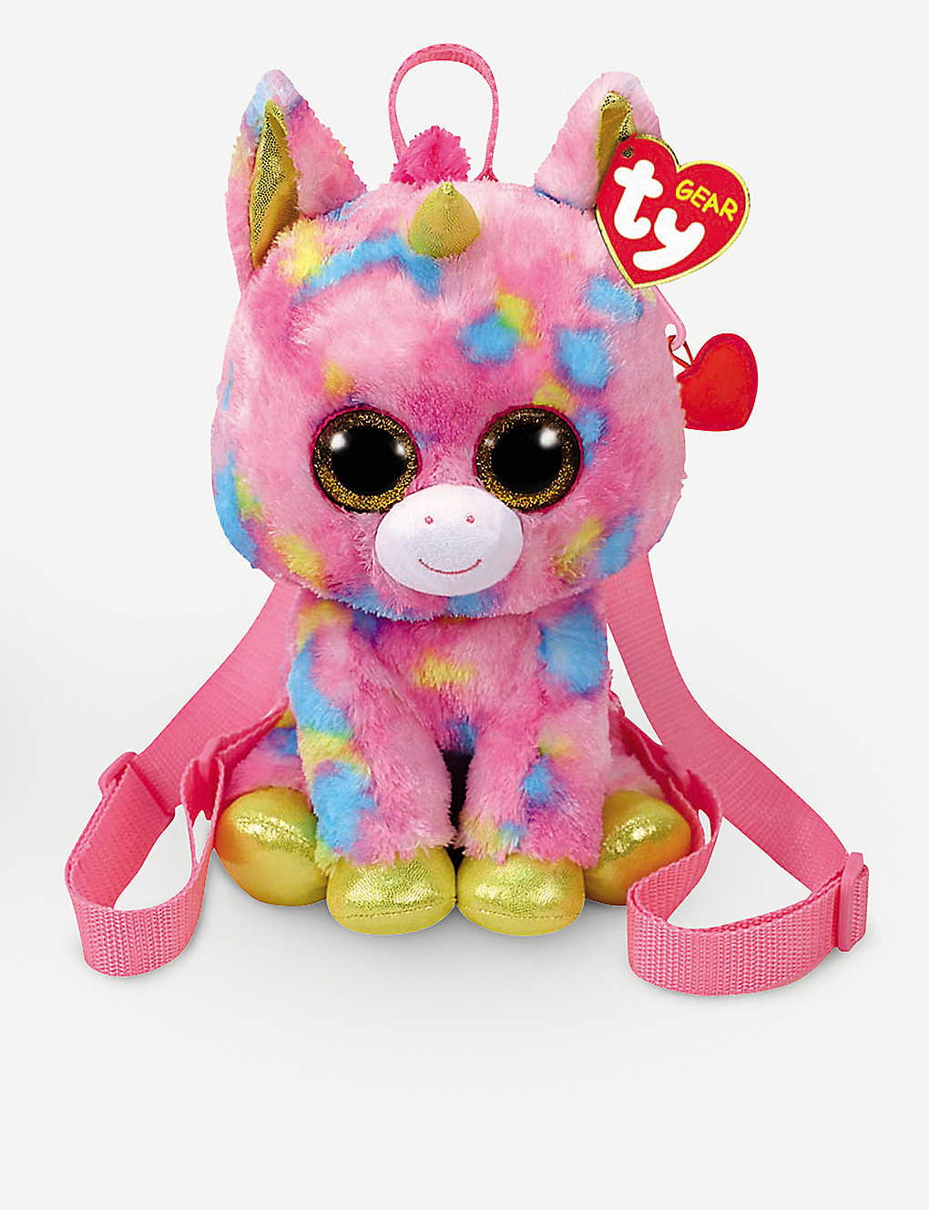 "TY - TY Beanie Boo Fantasia the Unicorn Backpack 9""  b8859a7e9bb"